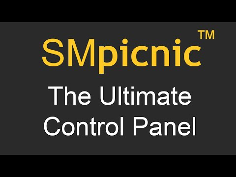 The ULTIMATE Way To Control Your Minecraft Server - SMpicnic