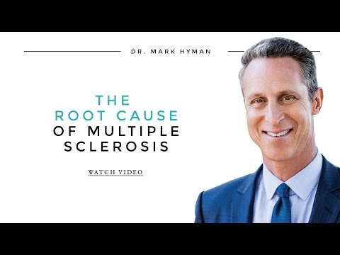 The Root Cause of Multiple Sclerosis
