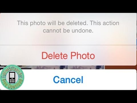 How to delete all photos from iPhone on windows pc | How to bulk delete images from your iPhone