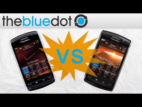 Best Unlocked Phone Versus: Blackberry 9530 Vs. 9550