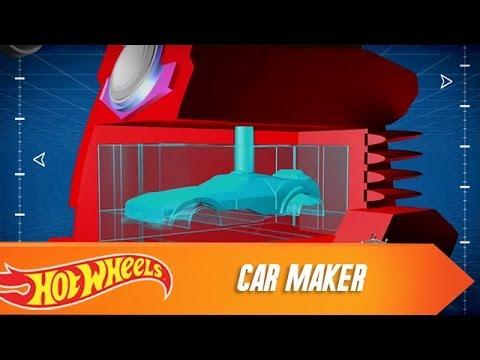 HOT WHEELS® Car Maker | Hot Wheels