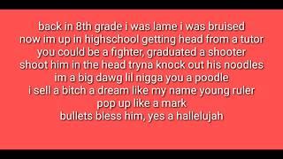 capo nle choppa lyrics