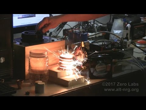 #470 1.5KW Induction Heater complete & tested!