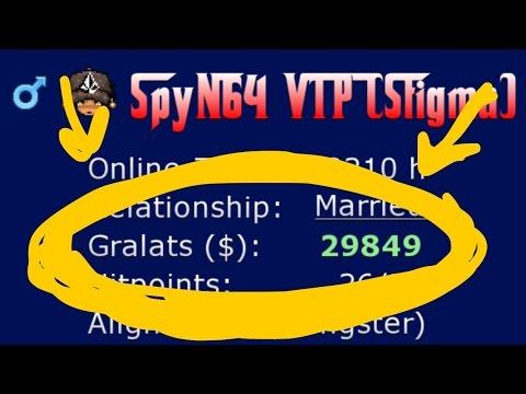 Lets Play Graal Era Part 98 FREE 4500 GRALATS FREE SECRET SWORD DO