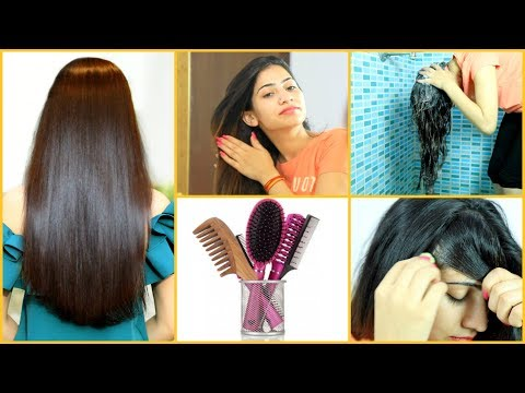 5 Hair Growth Hacks - How to Get Thicker & Healthy Hair | Anaysa