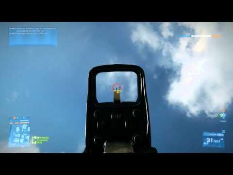 Battlefield 3: How Do I Airplane?