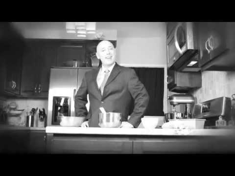Mr Breakfast Makes Banana Bread