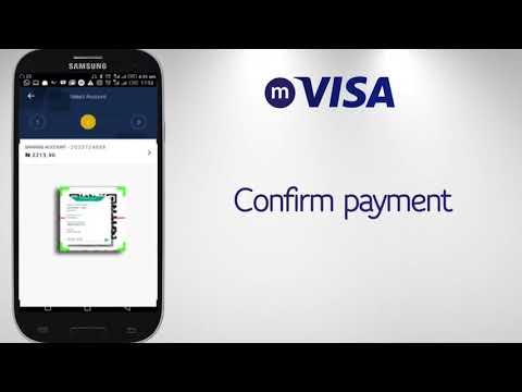 Banking with mVISA