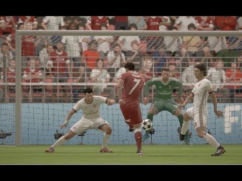 FIFA 18 Liverpool Career Mode | FEKIR SCORES GOAL OF SEASON! | SUPERCUP FINAL| Episode #34