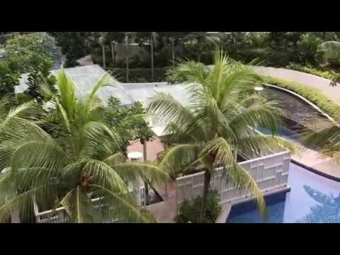 Waterfront Isle 738 Bedok Reservoir Road - Full Pool View