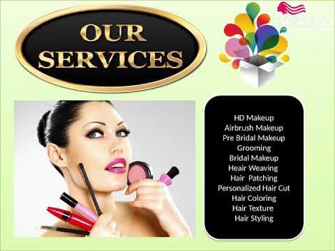 Outstanding Makeup Studio in Noida | Unisex Salon Delhi NCR