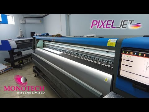 Flex Printing Machine | Monotech