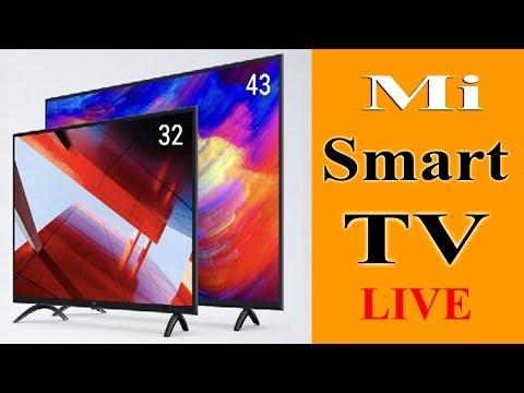 Mi Smart TV LIVE Launch Event