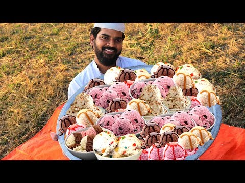 Vanilla Ice Cream | donating to Orphan Kids | Nawabs Kitchen