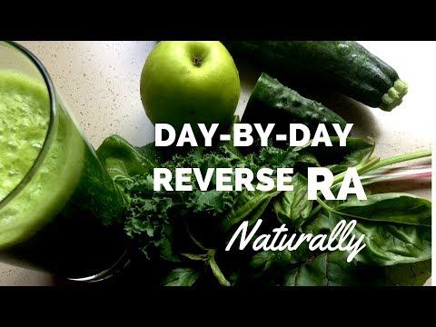 Rheumatoid Arthritis Naturally: Green Juice Before the Summer Is Over