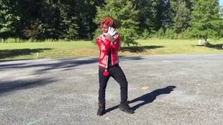 Juju On That Beat  | @Yvngswag Beat It (Michael Jackson) Outfit Choreography