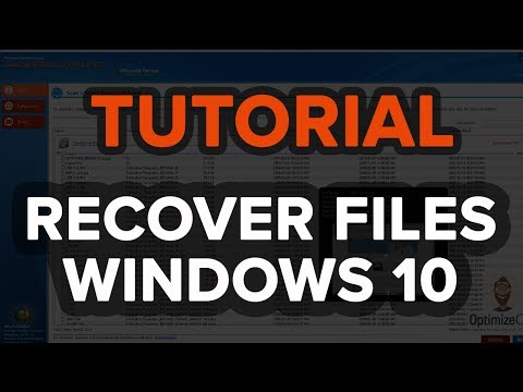 How to Recover Files on Windows 10 - Recover Deleted Files Windows 10