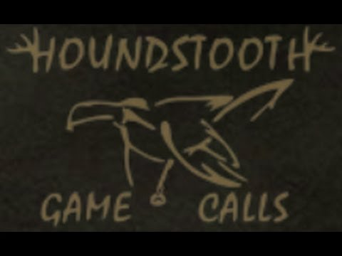Tennessee Turkey Hunting with Houndstooth Game Calls