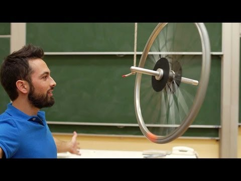 Gyroscopic Precession