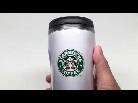 Starbucks Acrylic Tumbler (12 fl oz/355 mL) in 4K
