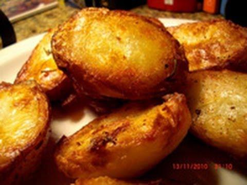 roast potatoes recipe