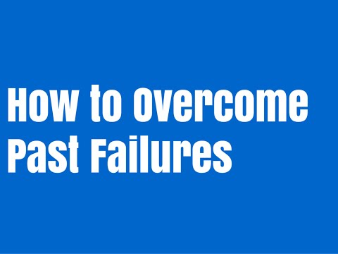 Struggling to move on from your last failure?