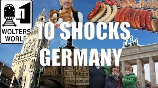 Visit Germany - 10 Things That Will SHOCK You About Germany