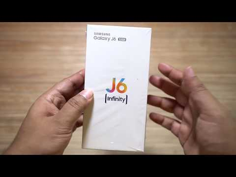 Samsung Galaxy J6 Unboxing & Hands on Review, Top Features & Camera Test🔥🔥