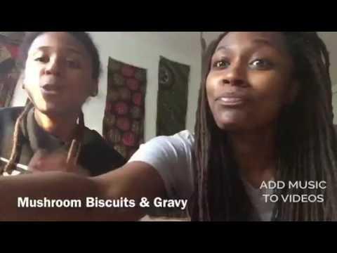 Bomb Ass Vegetarian Biscuits & Gravy