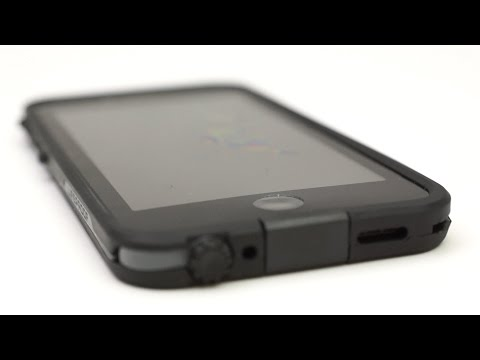 Lifeproof Fre Waterproof Iphone 6 Case Unboxing Review