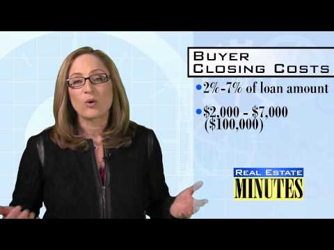 Closing Costs for Buyers and Sellers