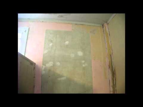 Day #2 - Part 2 - Cleaning the kitchen walls