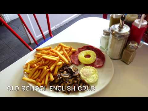 Egg, Gammon and Chips