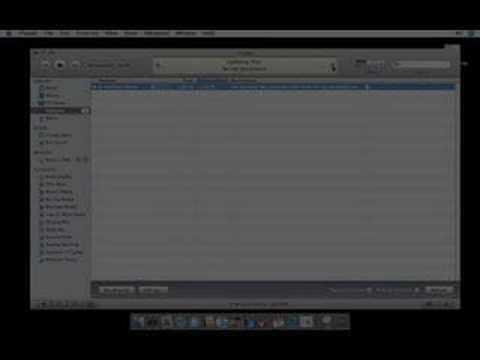iPod Tutorial: Using Your iPod shuffle