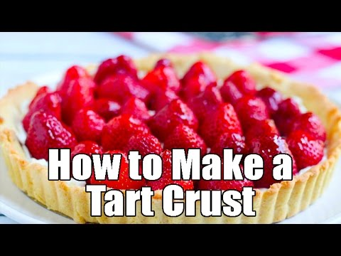 How to Make a Tart Crust Ep. 10