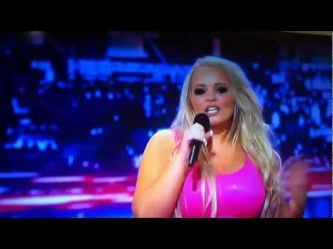 Trisha Paytas On America's Got Talent