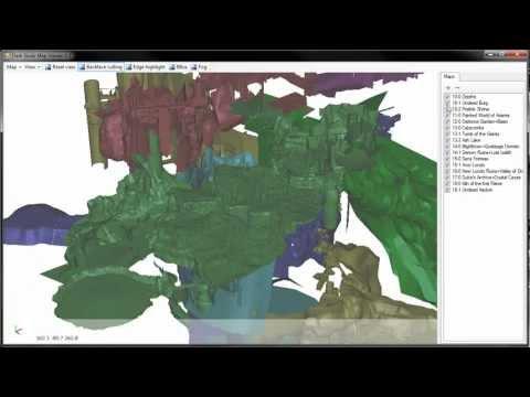 Dark Souls 3D Map Viewer!