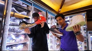 DUBAI 15 YEAR OLD $1,000,000 SNEAKER COLLECTION!!