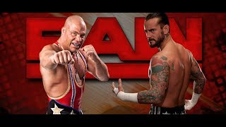 BREAKING NEWS WWE Kurt Angle Comments ON CM Punk RETURNS to WWE RAW 2018!