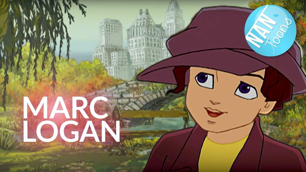 Cartoon for kids: MARC LOGAN | animated movie | kids stories | english cartoon | EN