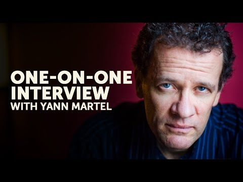 An Interview with Yann Martel - Calgary Public Library