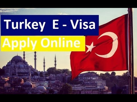 Apply Online Turkish E visa whithout any Emmbasy ?