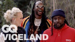 2 Chainz and Wale Meet a $500K Matchmaker   Most Expensivest   VICELAND & GQ
