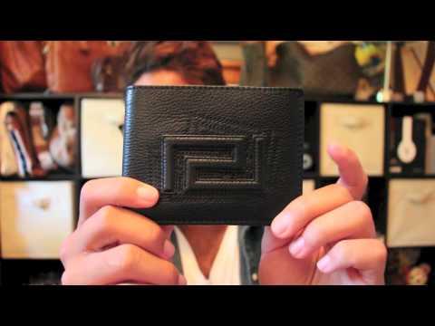 Versace Wallet Pickup from Atlantis