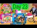 Polly Pocket Playmobil Holiday Christmas Advent Calendar Day