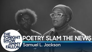 Download Poetry Slam the News with Samuel L. Jackson Video