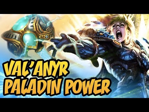 Hearthstone: Val'anyr Paladin Power