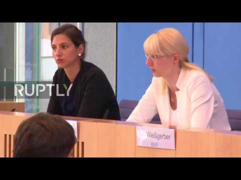 Germany: US sanctions against Russia defy international law – Govt. spokesperson