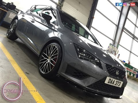 OFFSET DETAILING ESSEX BRAND NEW SEAT CUPRA 290 KAMIKAZE COLLECTION ISM COAT PRO