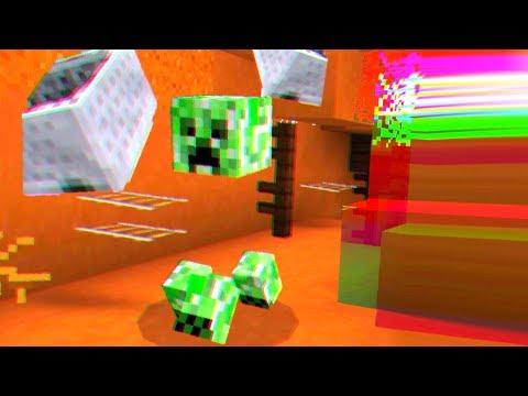 ✔️GLITCHED MINECRAFT SEED! - Minecraft Glitches